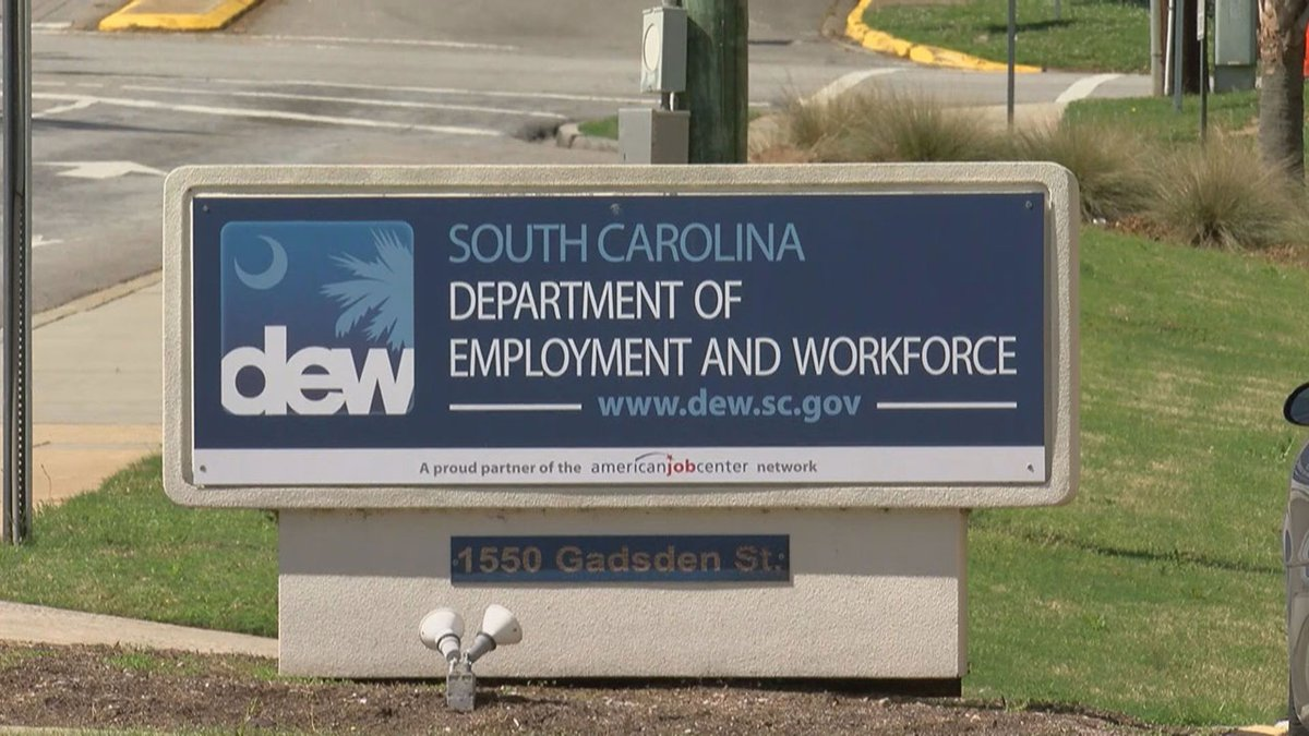 South Carolina Department of Employment and Workforce