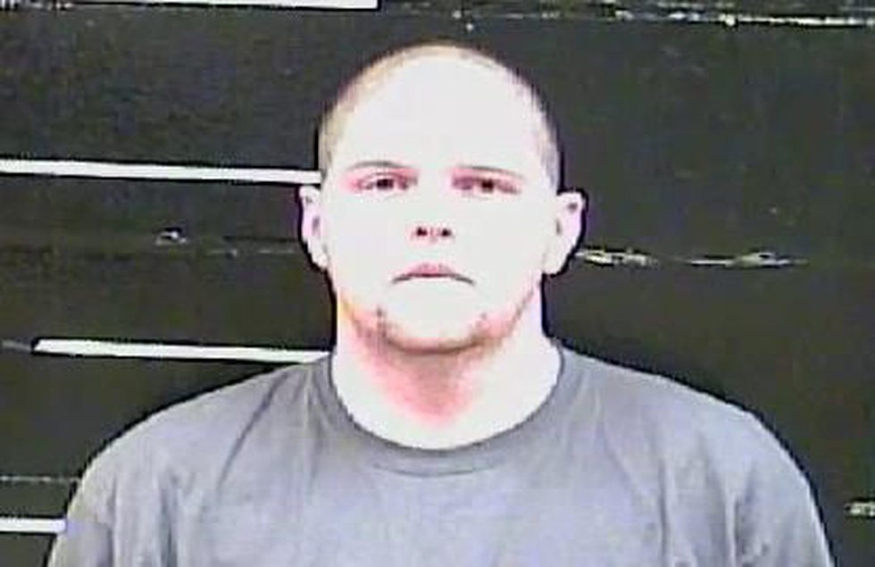 Matthew Christopher Temples (Source: Kershaw County Sheriff's Department)
