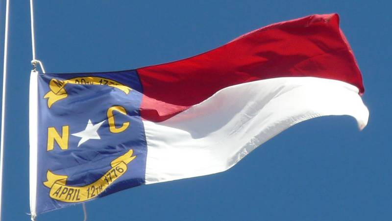 Gov. Cooper ordered all North Carolina flags at state buildings, grounds and facilities to be...