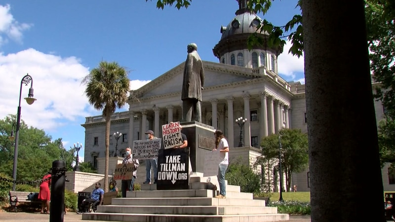SC Supreme Court to consider whether state's Heritage Act is constitutional