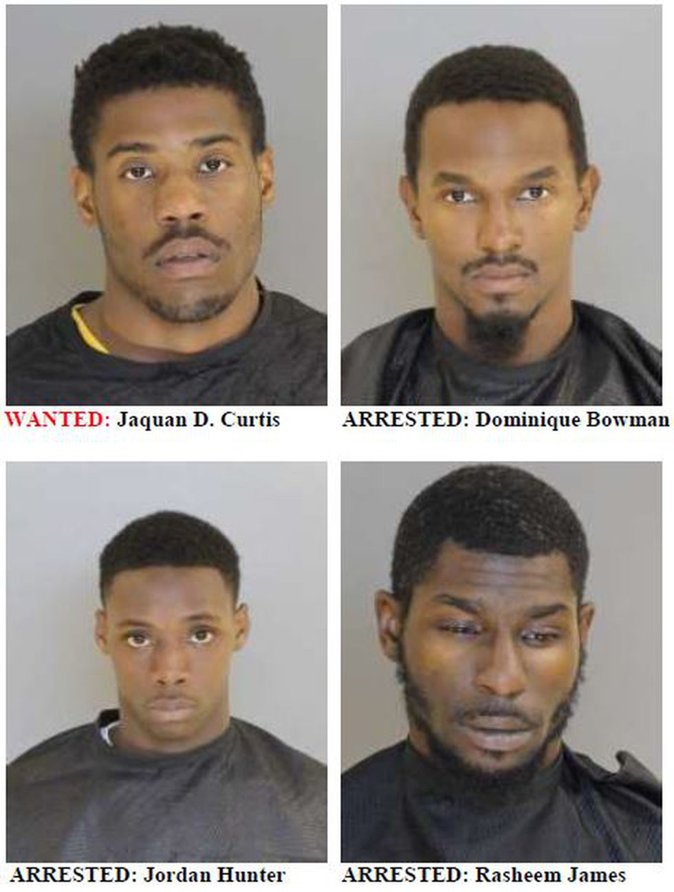 (Source: Sumter Police)
