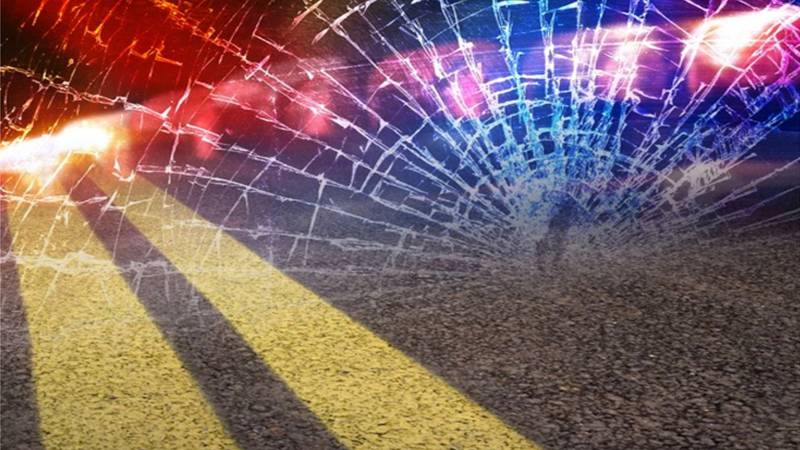 The deadly crash happened around 5:30 p.m. on Forts Pond Road near Chaney Road.