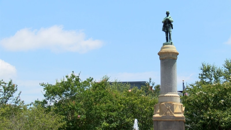 Orangeburg City Council is considering a resolution that would remove a Confederate monument at...