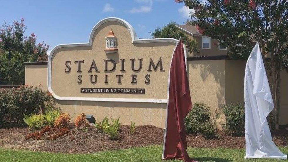 Stadium Suites is one of the places being targeted. (Source: WIS)