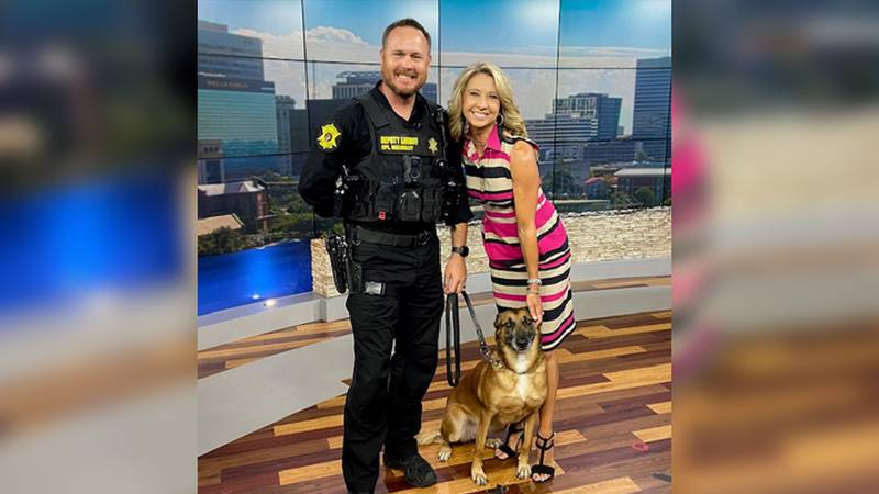 The Guardians of the Night K9 5K is Saturday, July 31.