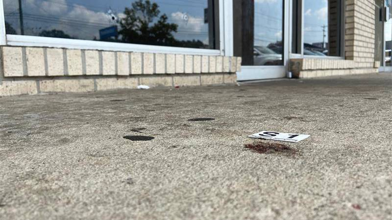 In just two days, 13 people were injured in shootings in Richland County, the Sheriff's...