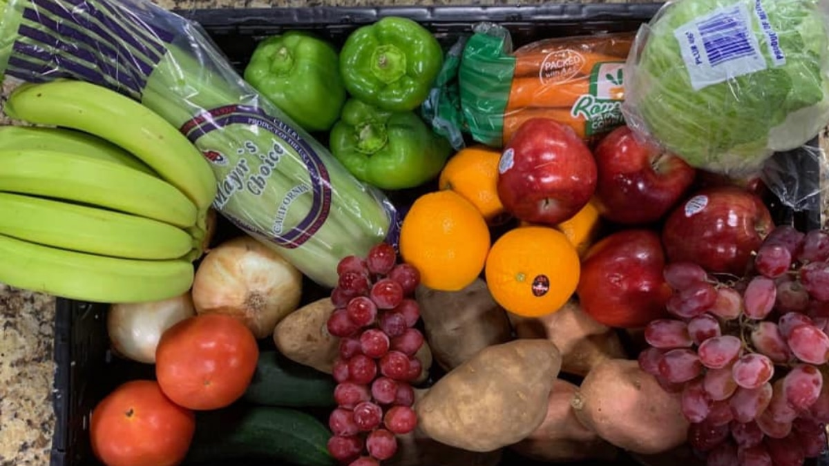 Southside Produce is delivering up a healthy option to help you avoid physically going to the...
