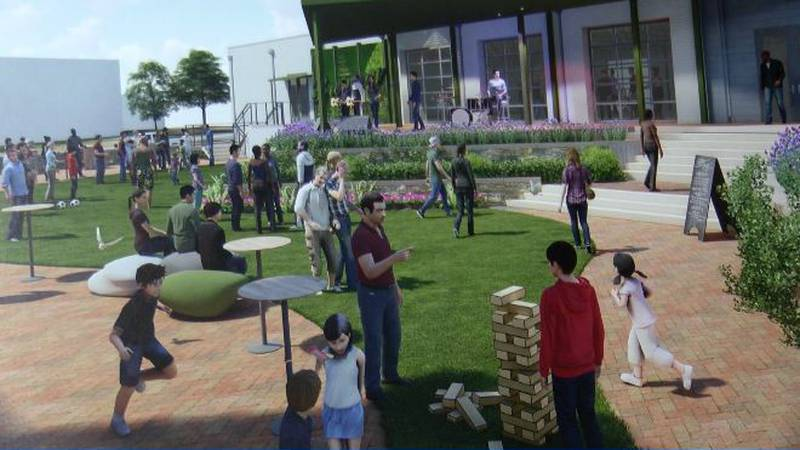 Construction is already underway on what could soon be one of the Midlands top destinations to...