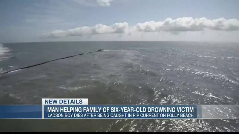 VIDEO: Local man looking to help family of child who died at Folly Beach