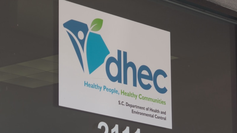 The South Carolina Department of Health and the Centers for Disease Control and Prevention are...