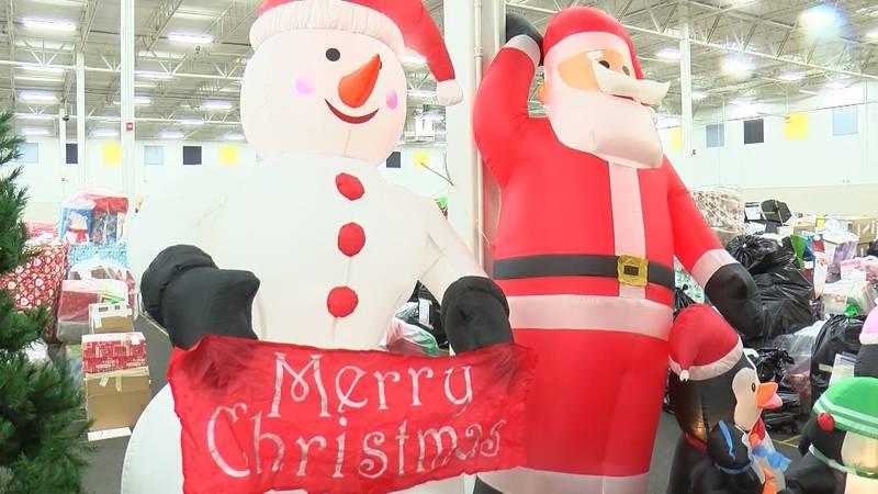 Families Helping Families 2020 Holiday season