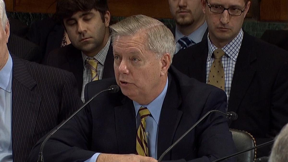 Graham 'dead set' on confirming Trump's Supreme Court nominee despite previous comments