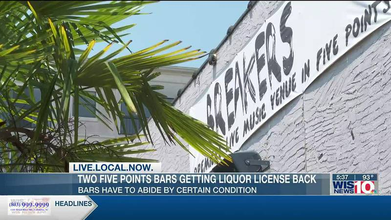 Partner bars in Five Points allowed to keep liquor license