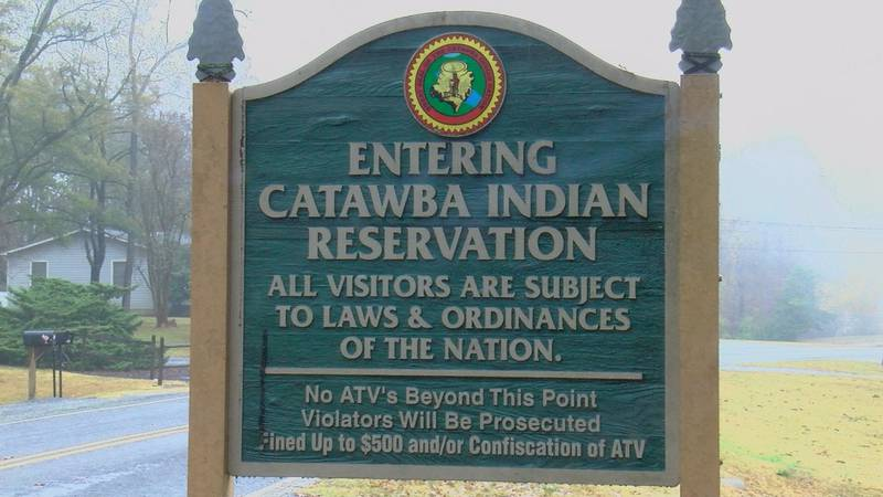 Recently, on the Catawba Indian Reservation at their Cultural Center in Rock Hill, the Catawba...