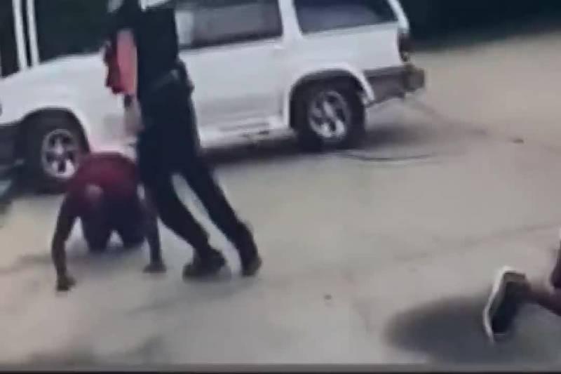 David Dukes body camera fired Orangeburg DPS officer