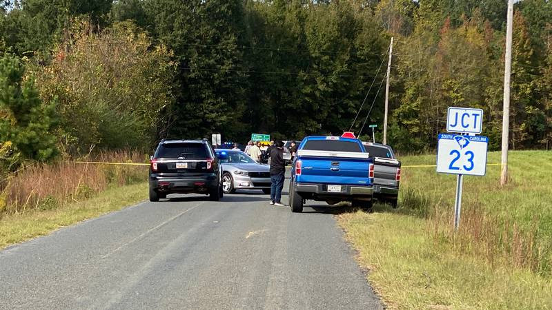 Edgefield County death