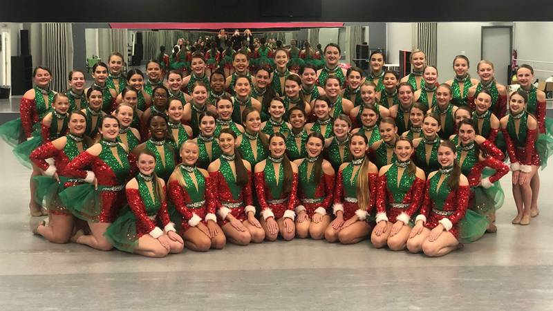 Watch the ladies from the Dance Department in the Macy's Thanksgiving Day Parade on WIS and NBC.