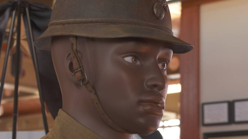Newberry Museum exhibit honors the Harlem Hellfighters