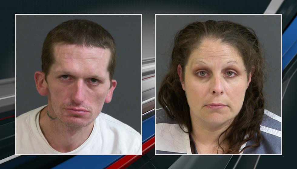 The Mount Pleasant Police Department arrested 36-year-old Ian Rhett Matthews and 38-year-old...