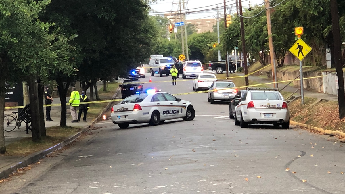A suspect is now in custody, according to officials, after an officer-involved shooting at...