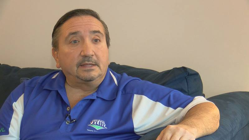 Greg Maschak says he believes the treatment he received saved his life.
