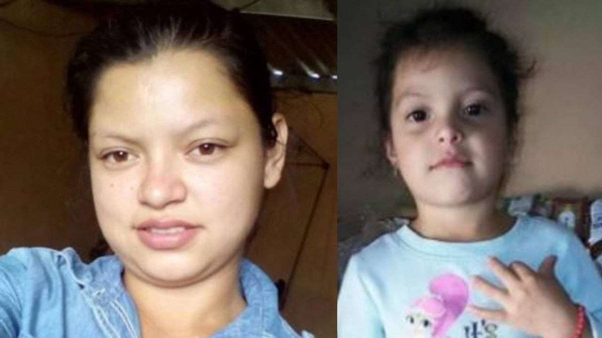 Pregnant mother and her daughter missing