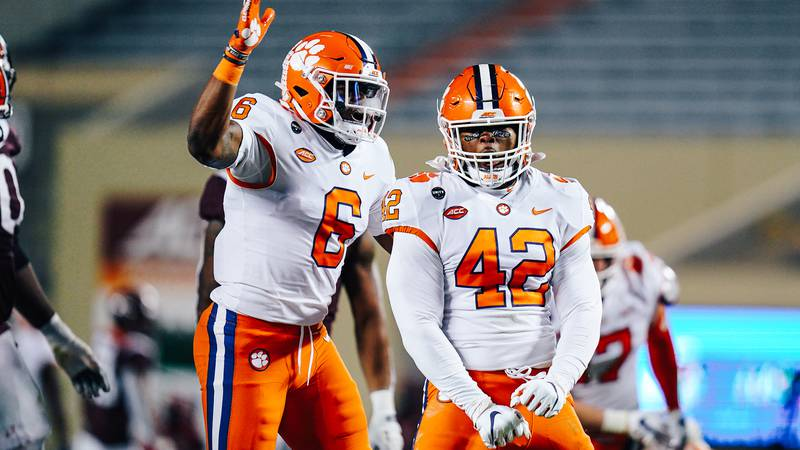 Clemson took care of Virginia Tech on Saturday to clinch their spot in the ACC Championship...