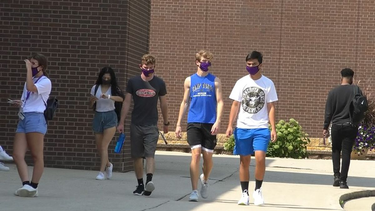 Colleges across the country have begun welcoming back students and amid the pandemic and the...