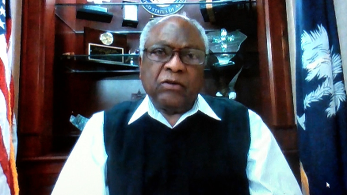 """""""I have my role to play and you have your role to play"""" Rep. Clyburn's Easter message"""