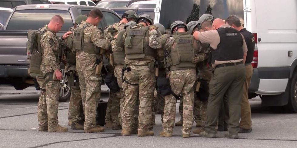 SWAT team responds to officer-involved shooting, standoff in Watauga County