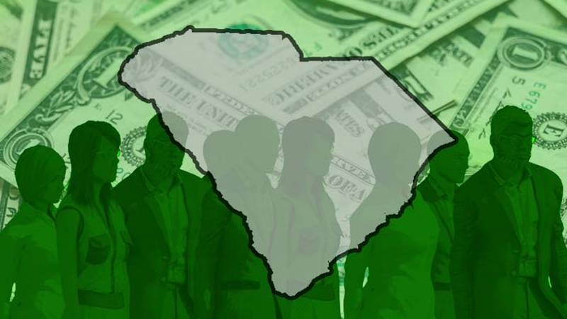 The South Carolina Department of Employment and Workforce said Thursday morning the total...