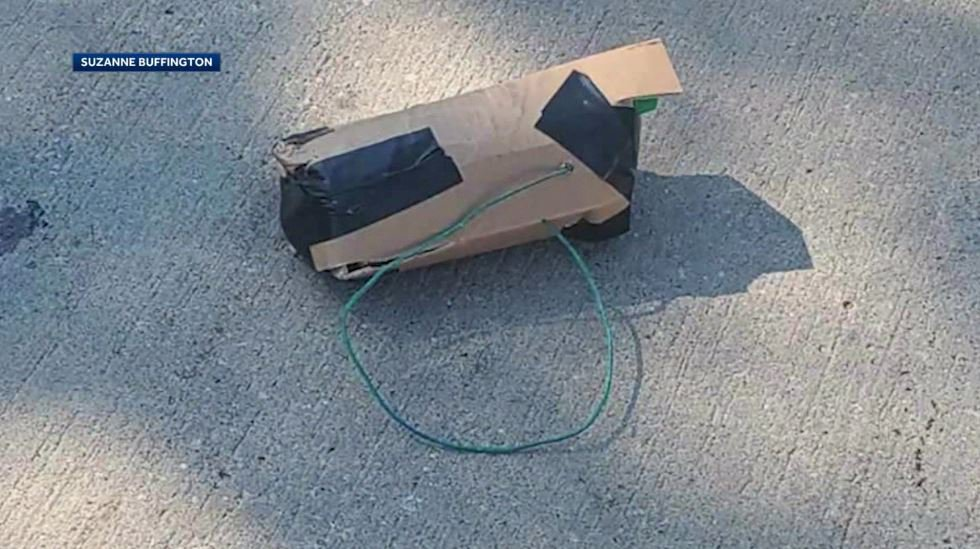 Police are investigating the incident, saying it was concerning that the device was left in the...