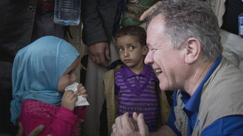 WFP is the largest humanitarian based organization that addresses hunger while also promoting...