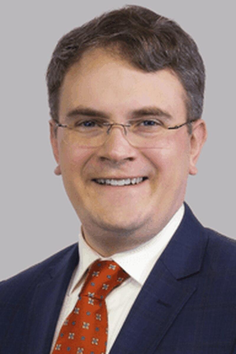 Headshot of Adam Clark, Meteorologist