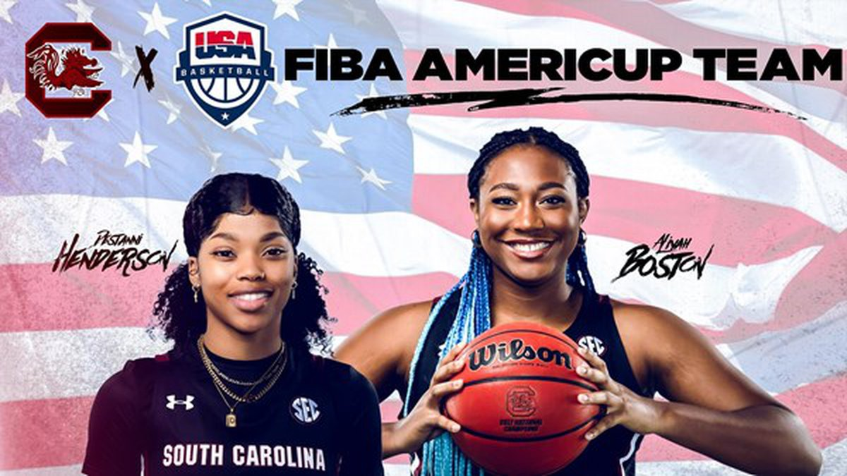 South Carolina junior Destanni Henderson and sophomore Aliyah Boston are among the 12 players...