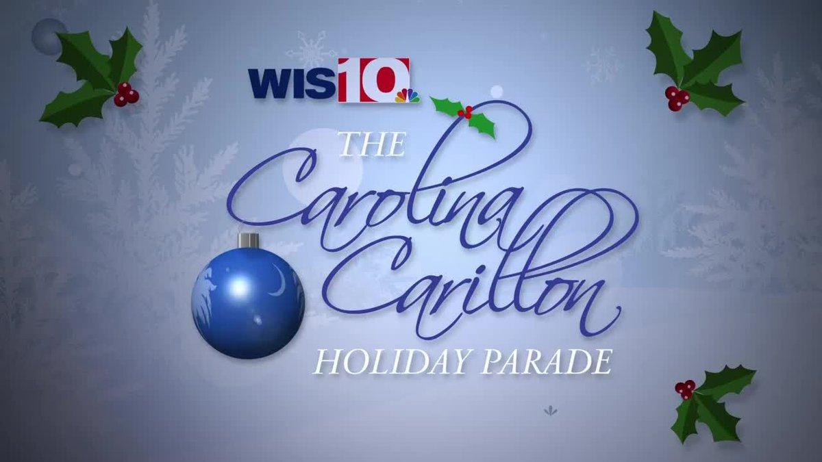 WATCH LIVE: The 65th annual Carolina Carillon Holiday Parade