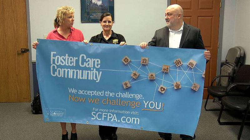 In Richland County there are more than 150 foster families, but foster care officials say that...