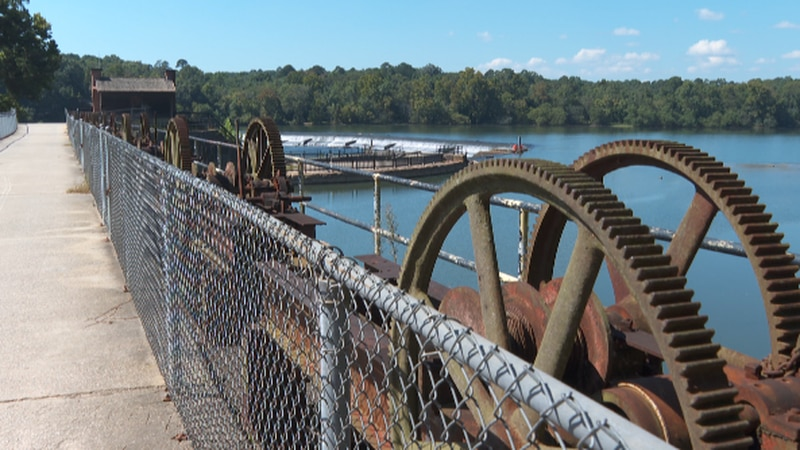 $100 million worth of repairs on the way for the Columbia Canal, but the finished product is...