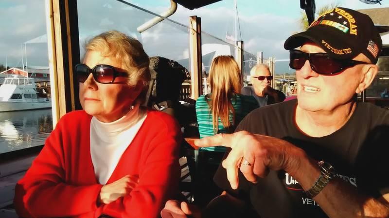 Linda Doar and Husband