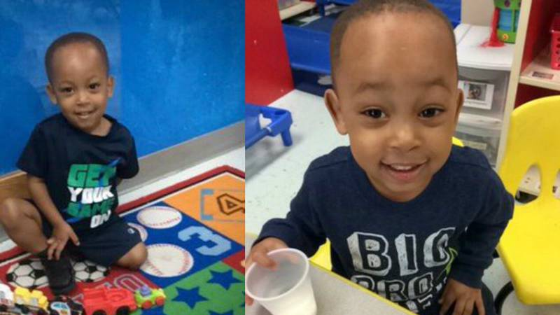 3-year-old Jaiden Cowart tragically died in the hospital after he suffered severe injuries in a...