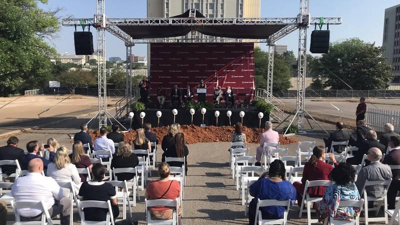 UofSC breaks ground on multi-million dollar 'Campus Village'