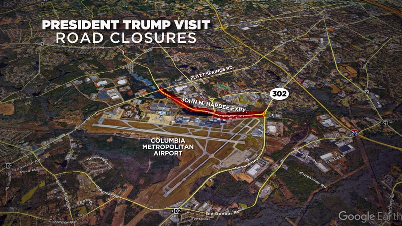 Picture for road closures