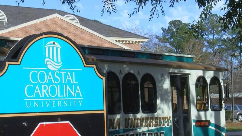 Coastal Carolina University will keep its mask mandate in place for a while longer.