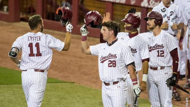 Eyster is now tied for second with Brady Allen on the team with 11 home runs. He also is second...