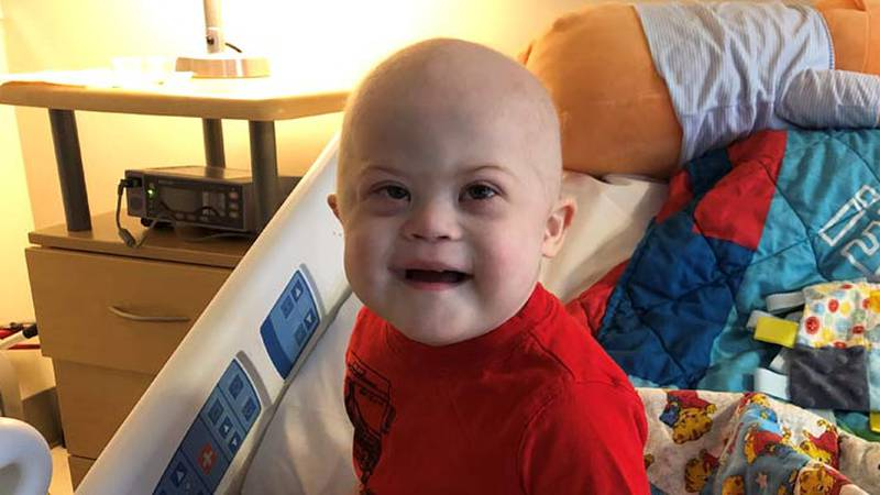 The family of Freddy Taylor, who turns 3 on Friday, is asking for birthday cards to be sent to...