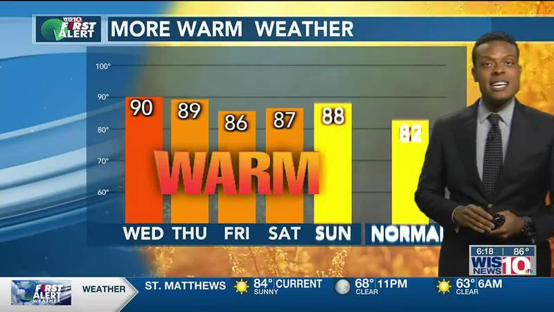 Dominic Brown's September 28th Forecast