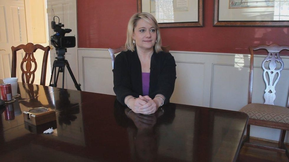SC Policy Council President Ashley Landess talks to WIS about why her organization decided to...