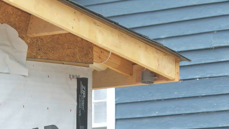 Lumber prices skyrocketing, and taking home prices with them
