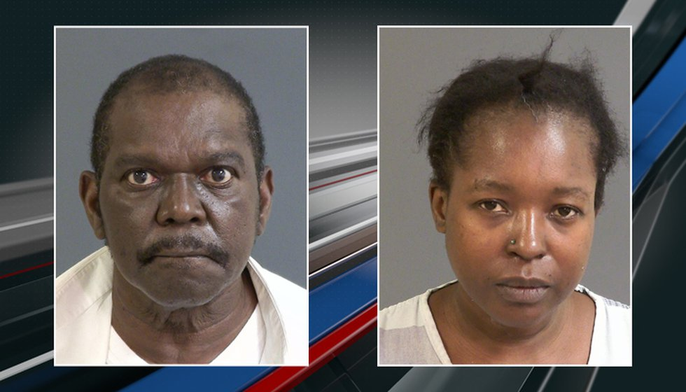 The North Charleston Police Department charged 65-year-old Curtis A. Smith (left) with murder...