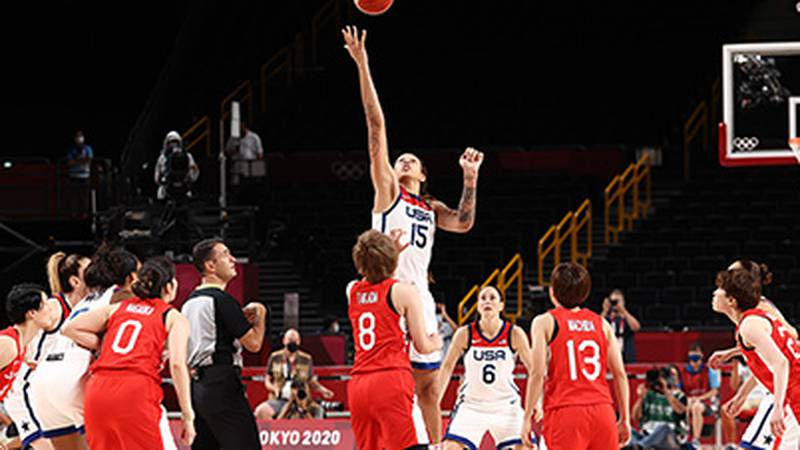 After scoring 30 points in the first quarter, Japan had 39 the rest of the game.